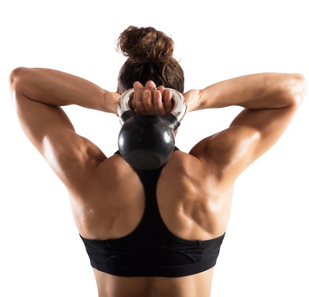 Trening z kettlebell
