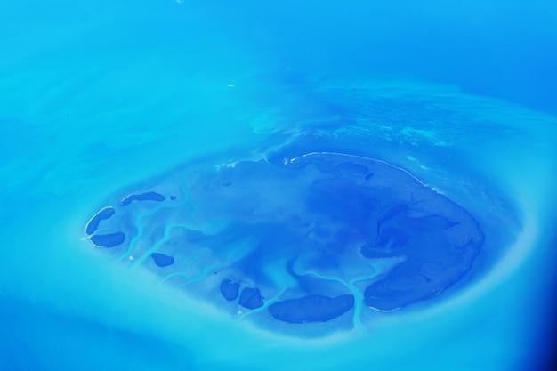 Tropikalna wyspa nad widokiem