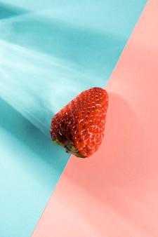 Truskawka ze świeżych owoców