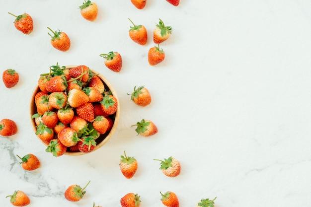 Truskawkowe owoce