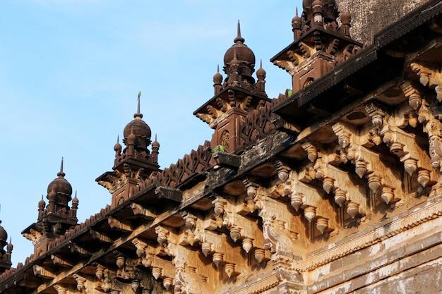 Tunel pałacu india król mahal