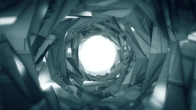 Tunel streszczenie technologii
