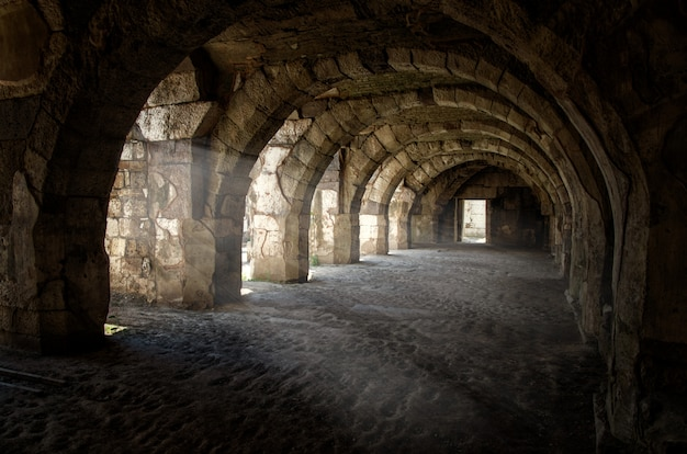 Turcja, izmir, agora smyrna, starożytne greckie miasto
