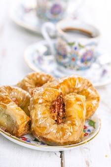 Turecka ramadan deser baklava