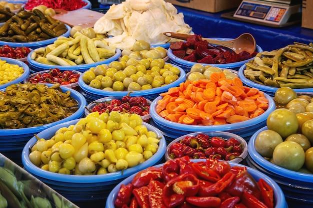 Turecki rynek rolników