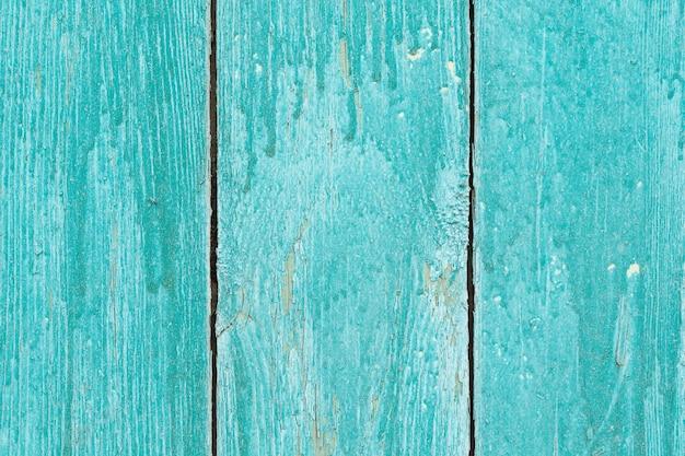 Turkusowe drewniane tła z desek