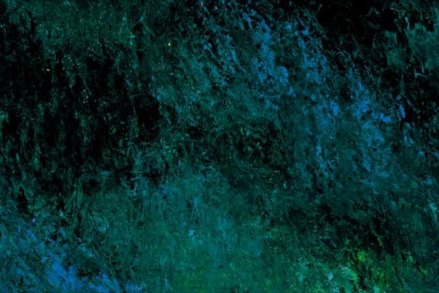 Turkusowy i czarny kamień teksturowane tło