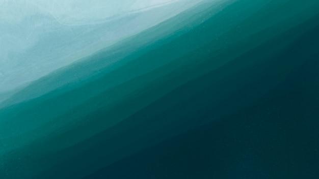 Turkusowy ocean akwarela tekstury tła