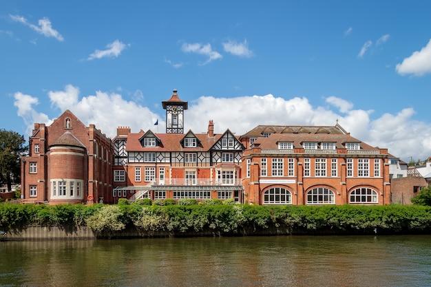 Twickenham, middlesex/uk – 8 maja: niezależna szkoła dla chłopców st james w twickenham middlesex, 8 maja 2005 r.