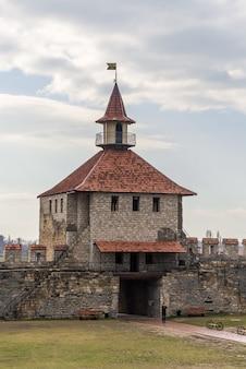 Twierdza w bender, naddniestrze, mołdawia