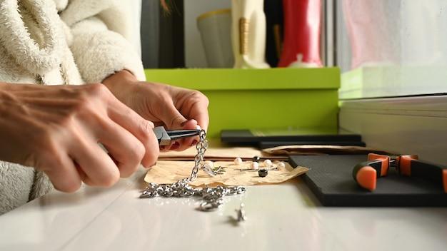 Tworzenie biżuterii własnymi rękami.