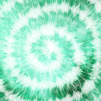 Tye dye kolorowe tło spirali biały