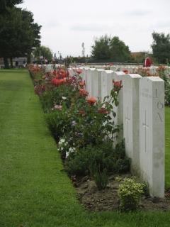 Tyne cmentarz łóżeczku 2