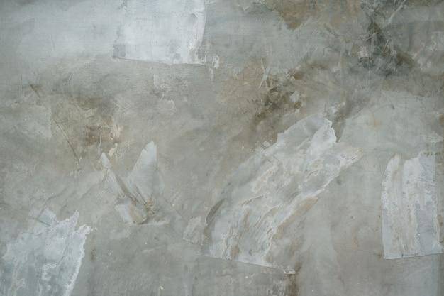 Tynk ściany teksturowane tło w kolorze szarym