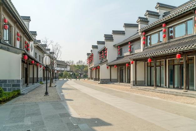 Typowa ulica wiejska