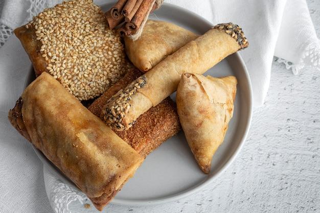 Typowe marokańskie jedzenie