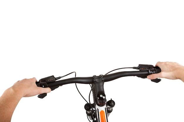 Uchwyt do jazdy na rowerze górskim