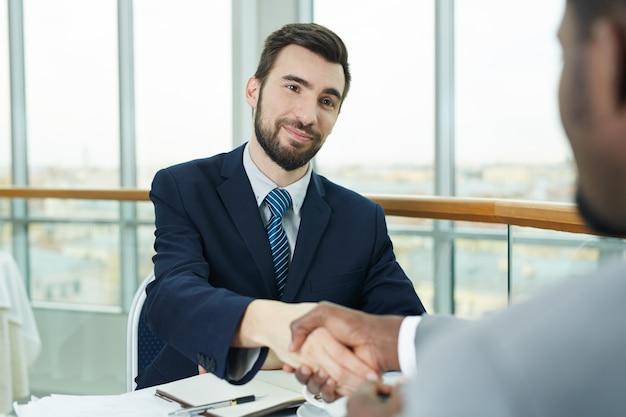 Udane partnerstwo biznesowe