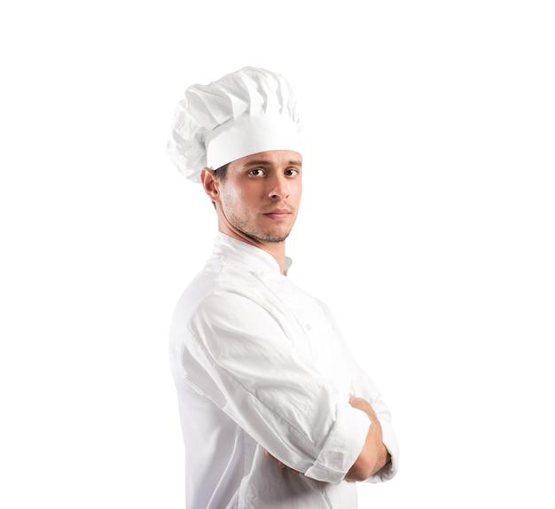 Udany szef kuchni
