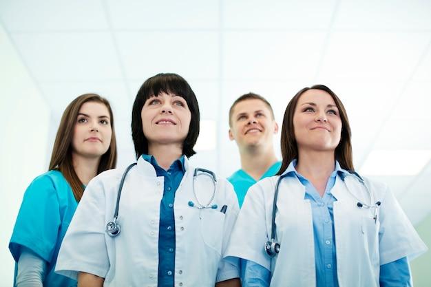 Udany zespół medyczny