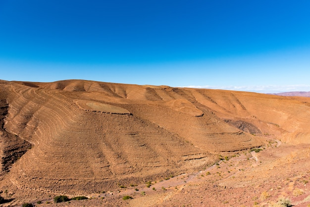 Ujęcie tizin-tinififft, tamnougalt, maroko