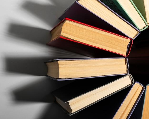 Układ kreatywnego światowego dnia książki