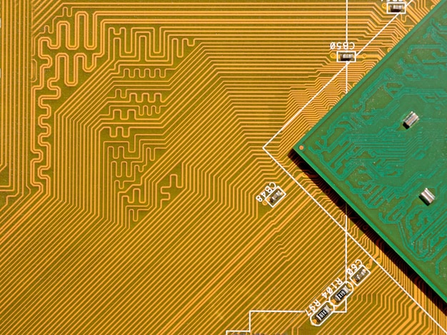 Układ płyty głównej z procesorem