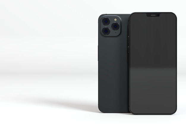 Układ ze smartfonami