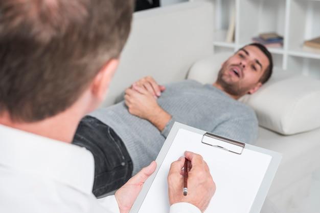 Układanie pacjenta
