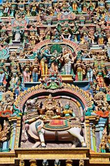 Ulga świątyni menakshi