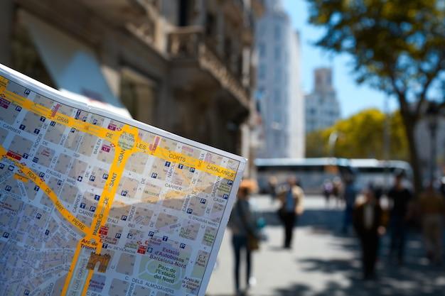 Ulica barcelona.