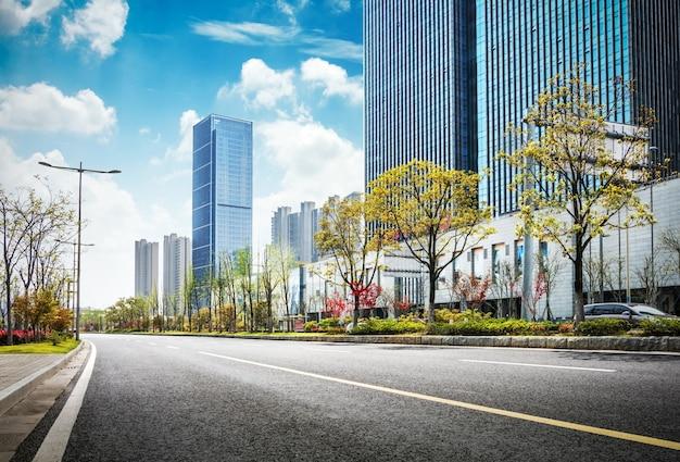 Ulica szybkość biura na świeżym powietrzu w chinach