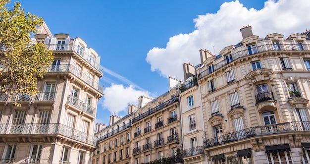Ulica w paryżu