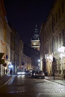 Ulice krakowa