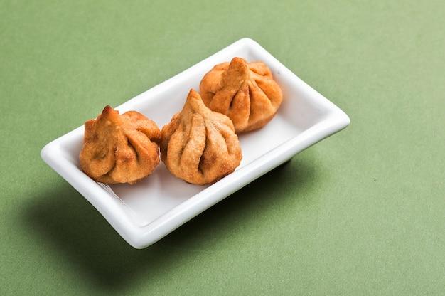 Ulubione słodkie danie hinduskiego boga ganeśy modak