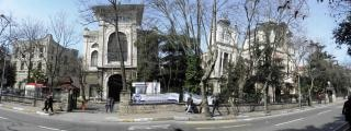 Uniwersytecie marmara w stambule