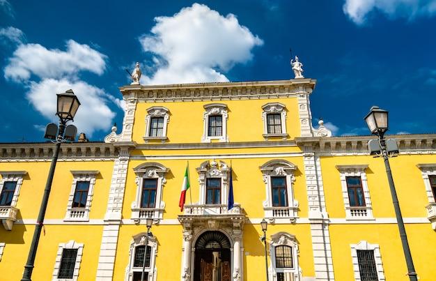 Uniwersytet w brescii we włoszech