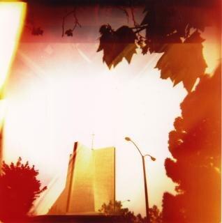 Untitled zachód słońca