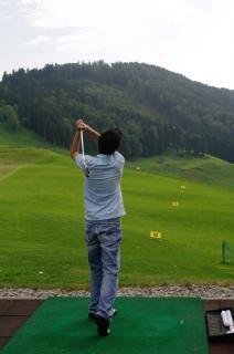 Uprawiania golfa