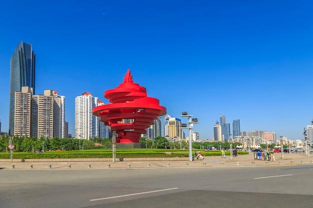 Urlop chiny architektura cityscape morze wschód