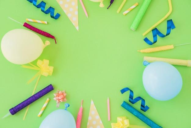 Urodzinowa dekoracja