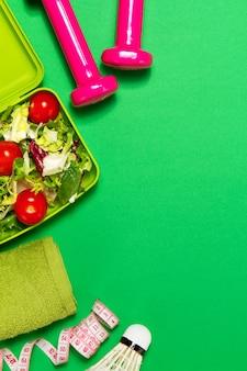 Urządzenia aktywne dopasowanie hantli dieta