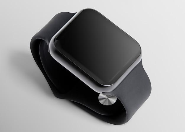 Urządzenie cyfrowe z ekranem zegarka