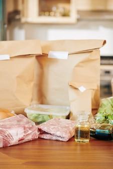 Usługa dostawy jedzenia