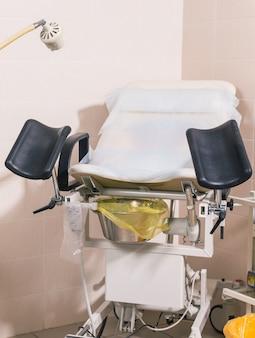 Usługi i sprzęt ginekologiczny w przychodni