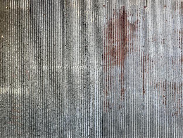 Ustic grunge ocynkowane żelazo tekstura tło