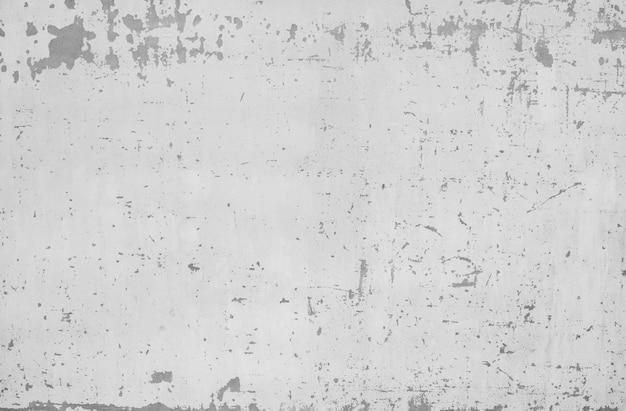 Uszkodzone biała ściana