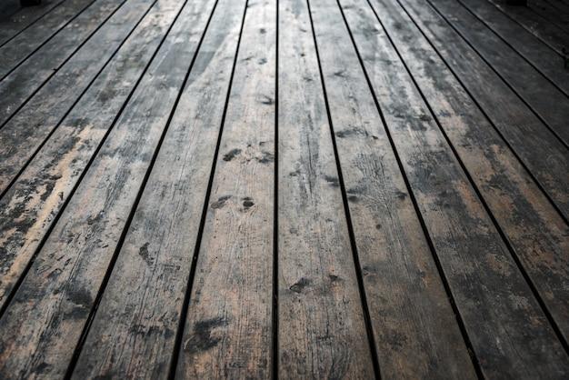 Uszkodzone powierzchni drewnianych