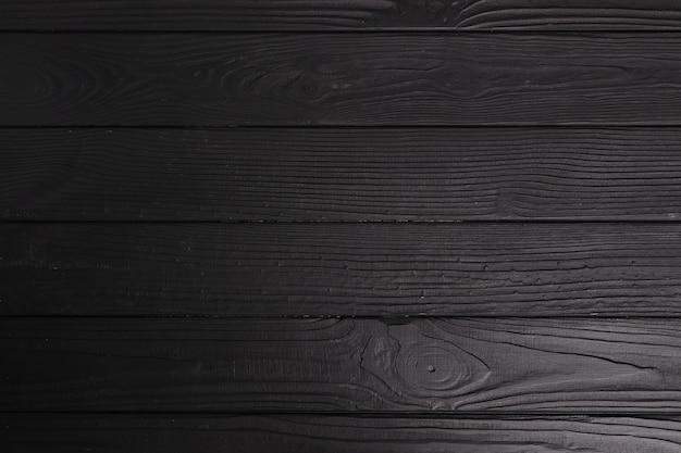 Użyj ciemnego drewna na tle