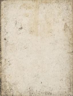 Używane tło arkusza papieru. tekstura tektury grungy
